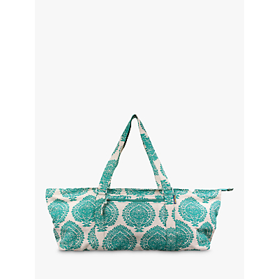 Yoga-Mad Deluxe Yoga Prop Bag, Green
