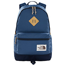 Buy The North Face Berkeley Backpack, Blue Online at johnlewis.com