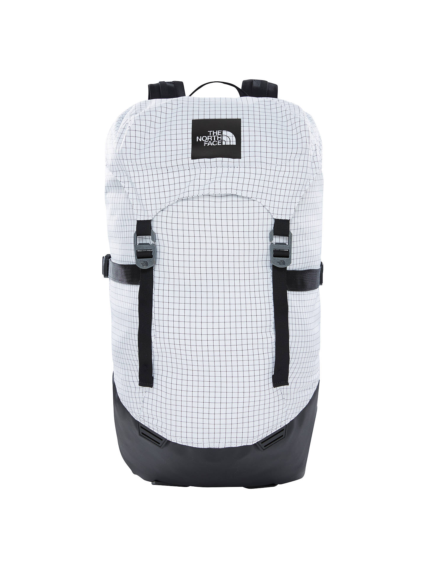 newest 0dde2 2e71c The North Face Homestead Roadtripper Backpack, White at John ...