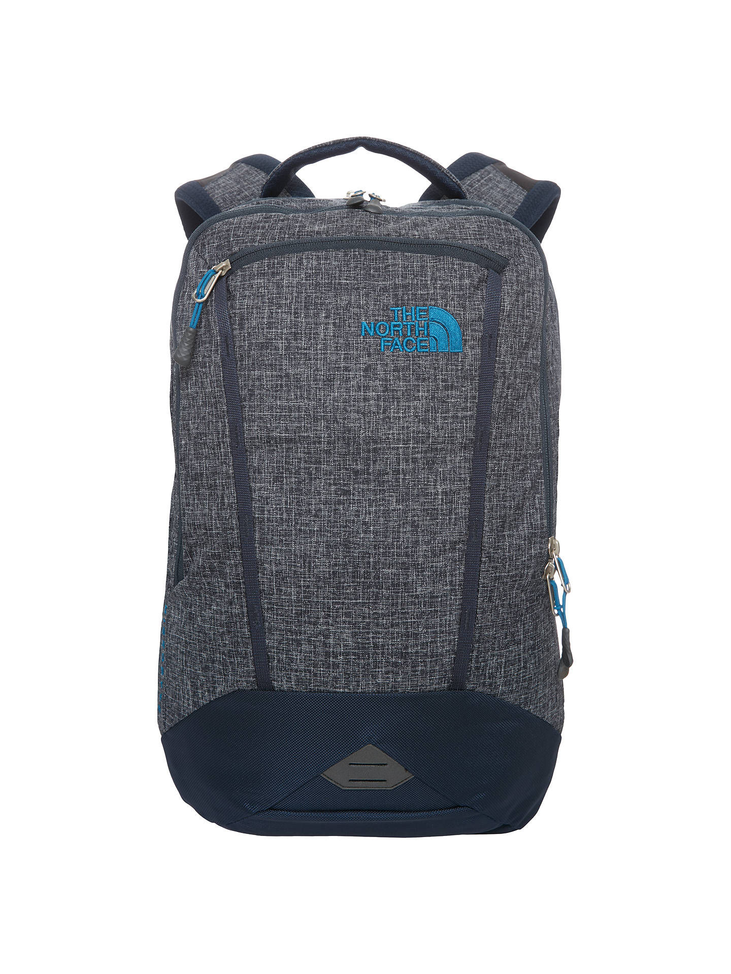 BuyThe North Face Microbyte Backpack, Navy Grey Online at johnlewis.com ... 0d948b9784