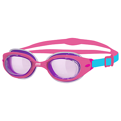 Zoggs Little Sonic Swimming Goggles, Pink/Purple