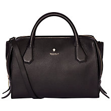 Buy Modalu Willow Leather Large Triple Grab Bag Online at johnlewis.com
