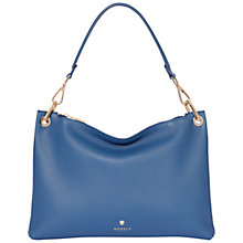Buy Modalu Lottie Leather Flat Shoulder Bag Online at johnlewis.com