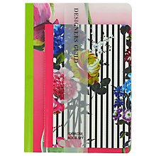 Buy Designers Guild Couture Rose Exercise Books, Set of 2 Online at johnlewis.com