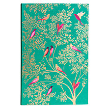 Buy Sara Miller Slim Photo Album, Teal Online at johnlewis.com