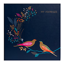 Buy Sara Miller Birds Address Book Online at johnlewis.com