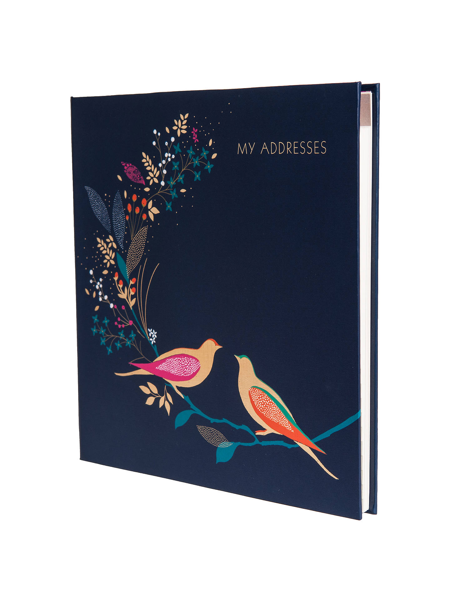 BuySara Miller Birds Address Book Online at johnlewis.com