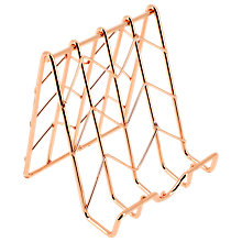 Buy John Lewis Rose Gold Smartphone Holder Online at johnlewis.com