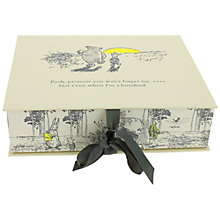 Buy Winnie The Pooh Photo Box Online at johnlewis.com