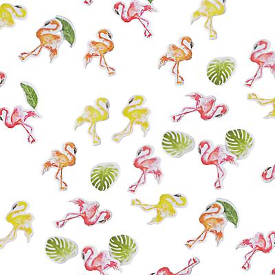 Ginger Ray Flamingo Table Confetti