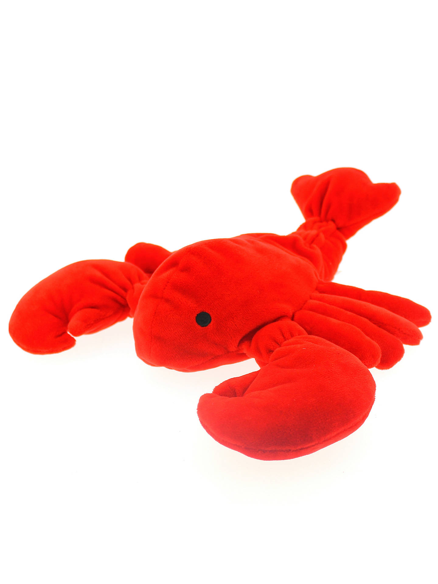 BuyJohn Lewis Coastal Lobster Pencil Case, Red Online at johnlewis.com