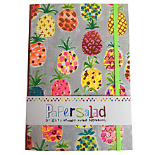Buy Paper Salad Pineapple A5 Notebook Online at johnlewis.com