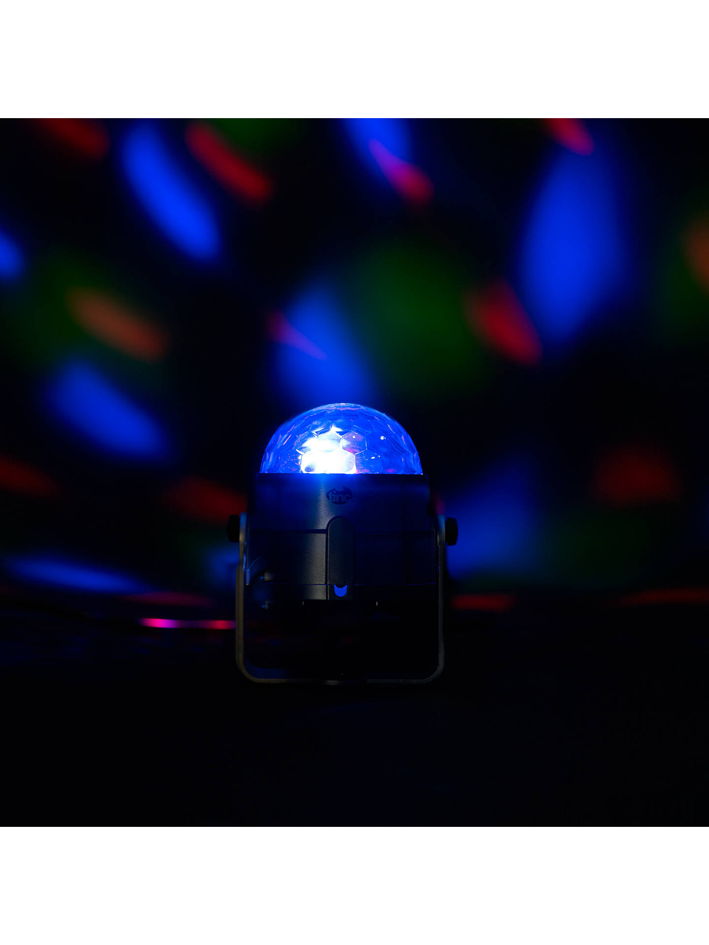 BuyTinc Boogie Light Party Plug In Online at johnlewis.com