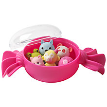 Buy Tink Eraser Sweetie Box, Pink Online at johnlewis.com