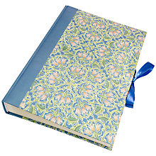 Buy Liberty Fabrics & John Lewis Lodden Tall Photo Album Online at johnlewis.com