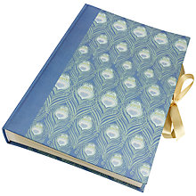 Buy Liberty Fabrics & John Lewis Caesar Tall Photo Album Online at johnlewis.com