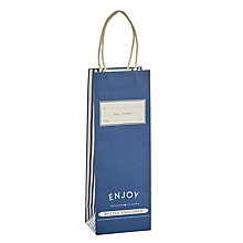 Buy John Lewis Candy Stripe Gift Bag Online at johnlewis.com