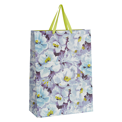 John Lewis Watercolour Gift Bag