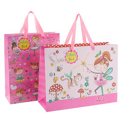 Rachel Ellen Birthday Girl Gift Bag