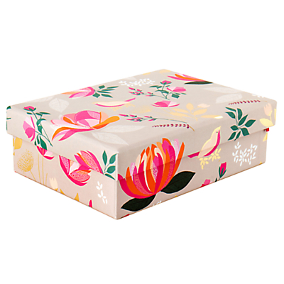 Sara Miller Floral Gift Box, Small