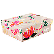 Buy Sara Miller Floral Gift Box, Small Online at johnlewis.com