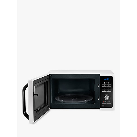 Buy Samsung Ms23f301taw Solo Microwave Oven White John