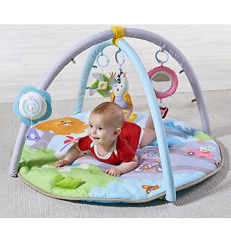 Buy Taf Toys Baby Musical Nature Gym Play Mat John Lewis