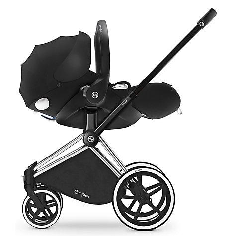 Buy Cybex Cloud Q Group 0 Baby Car Seat Stardust Black