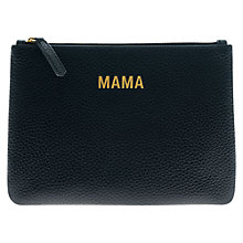Buy Jem + Bea Mama Leather Clutch Bag Online at johnlewis.com