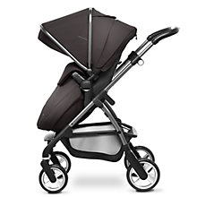Buy Silver Cross Pioneer Chrome Chassis and Black Colour Pack bundle Online at johnlewis.com