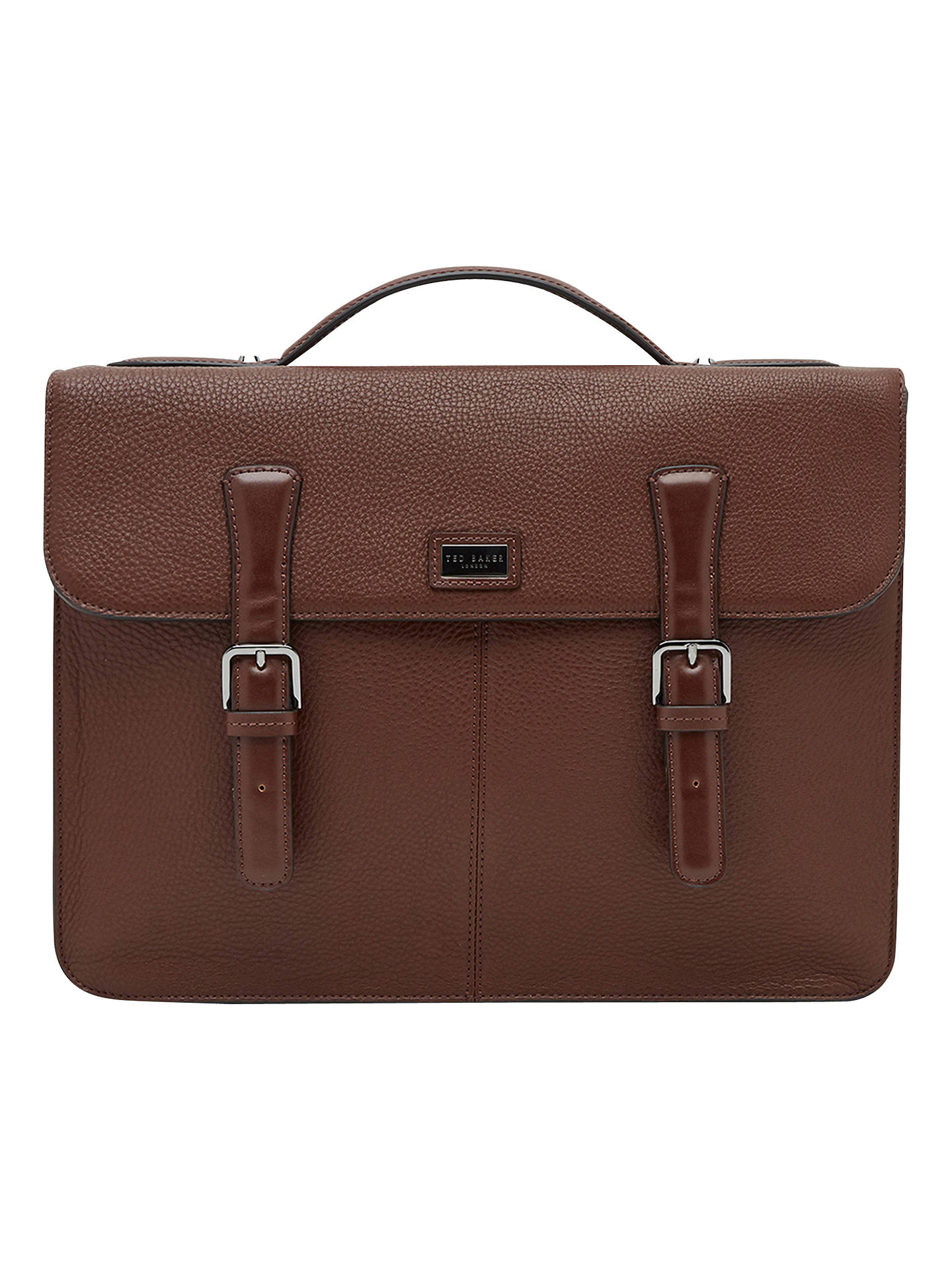 365479b569 Buy Ted Baker Bengal Leather Satchel