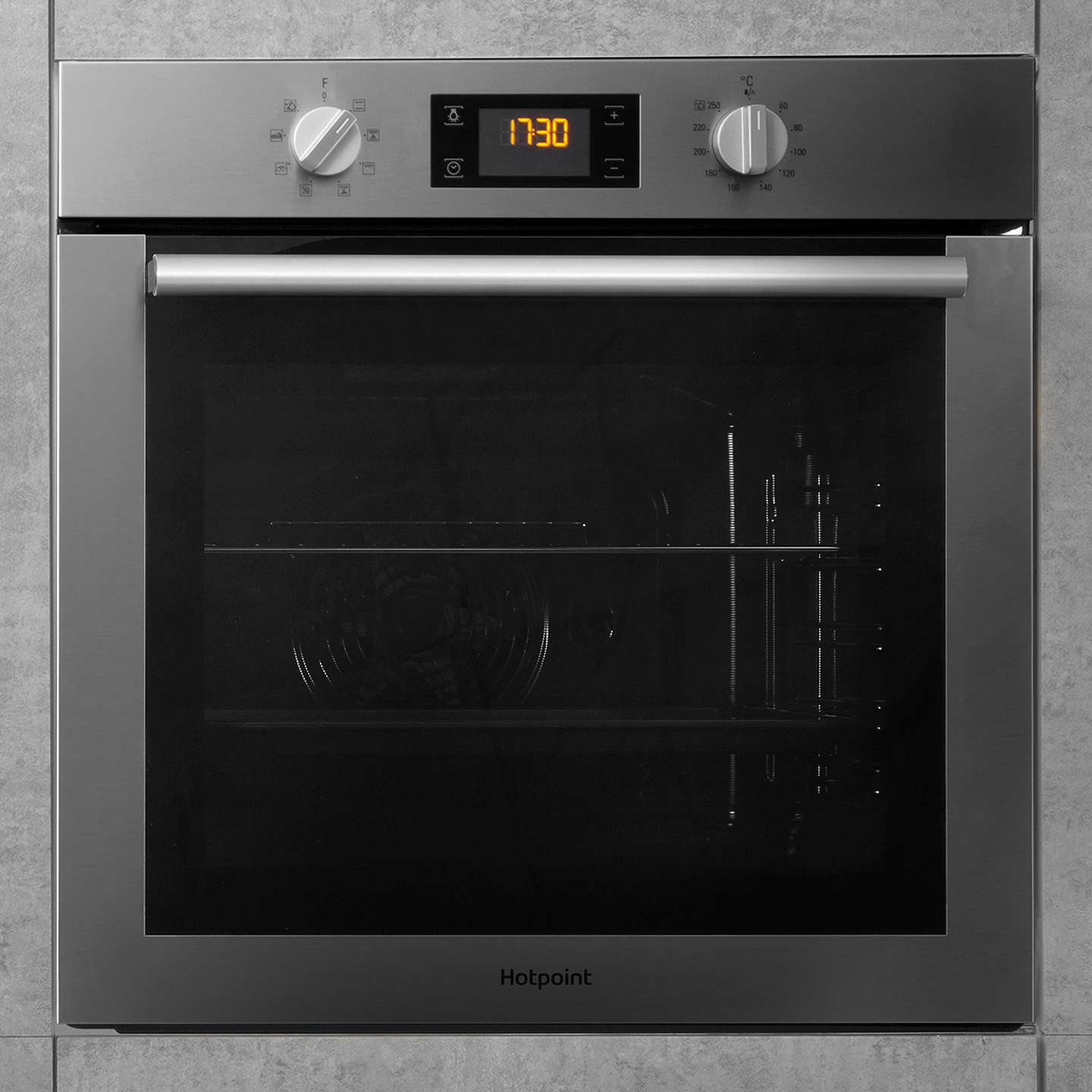 Hotpoint Sa4544hix Class 4 Built In Electric Single Oven