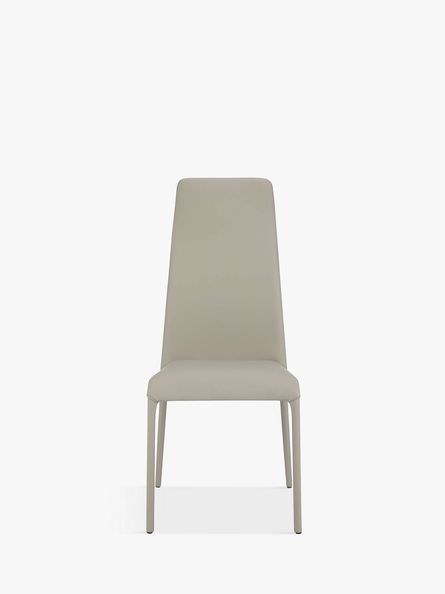 BuyJohn Lewis & Partners Tropez High Back Dining Chair, Grey Online at johnlewis.com
