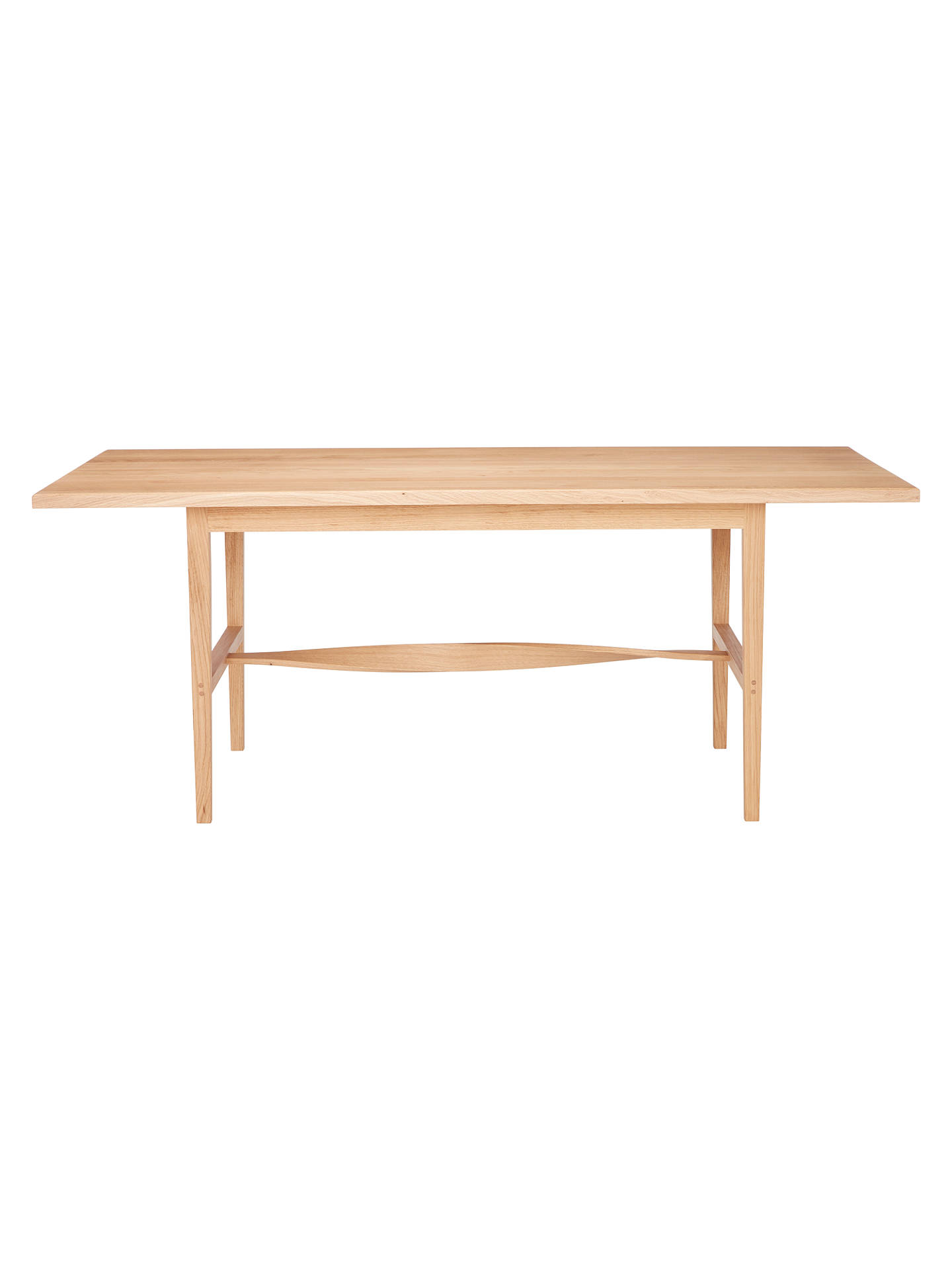Buy Tom Raffield Treave Dining Table Online at johnlewis.com