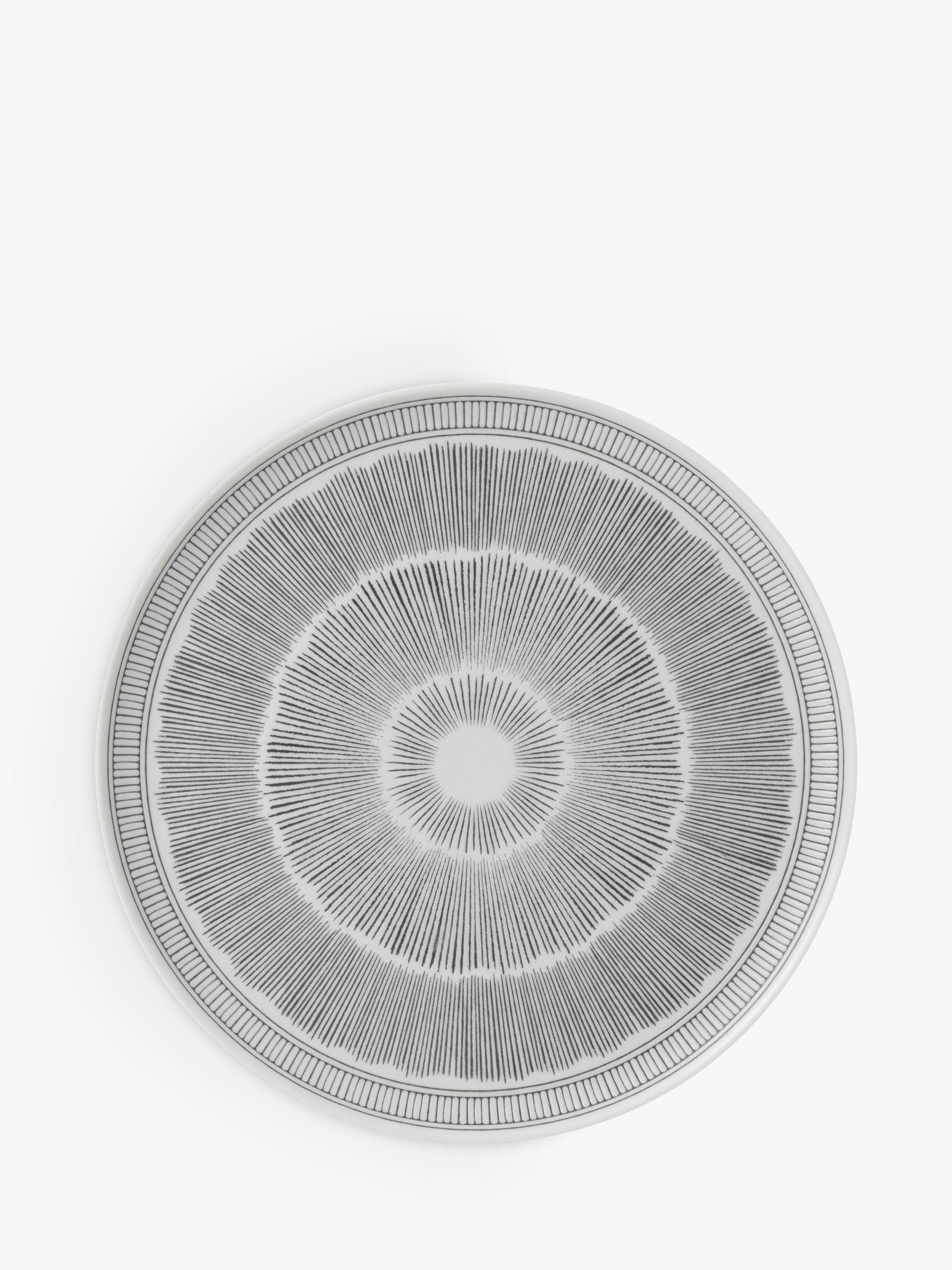 Royal Doulton ED Ellen DeGeneres for Royal Doulton Grey Line 32cm Platter
