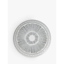 Buy ED Ellen DeGeneres for Royal Doulton Grey Line 21cm Plate Online at johnlewis.com