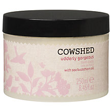 Buy Cowshed Udderly Gorgeous Bath Salts, 250ml Online at johnlewis.com
