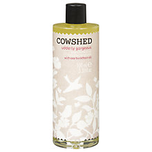 Buy Cowshed Udderly Gorgeous Stretch Mark Oil, 100ml Online at johnlewis.com