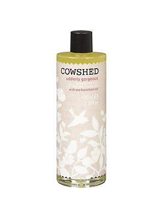 Cowshed Udderly Gorgeous Stretch Mark Oil, 100ml
