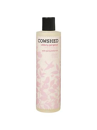 Cowshed Udderly Gorgeous Relaxing Bath and Shower Gel, 300ml