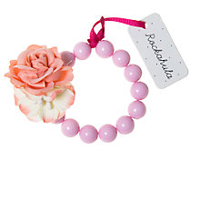 Buy Rockahula Children's Rainbow Flower Bracelet, Pink Online at johnlewis.com