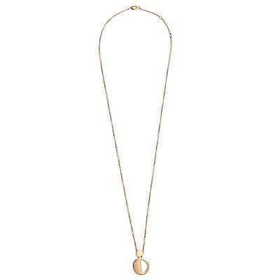 Pieces Mathilde Long Necklace, Gold