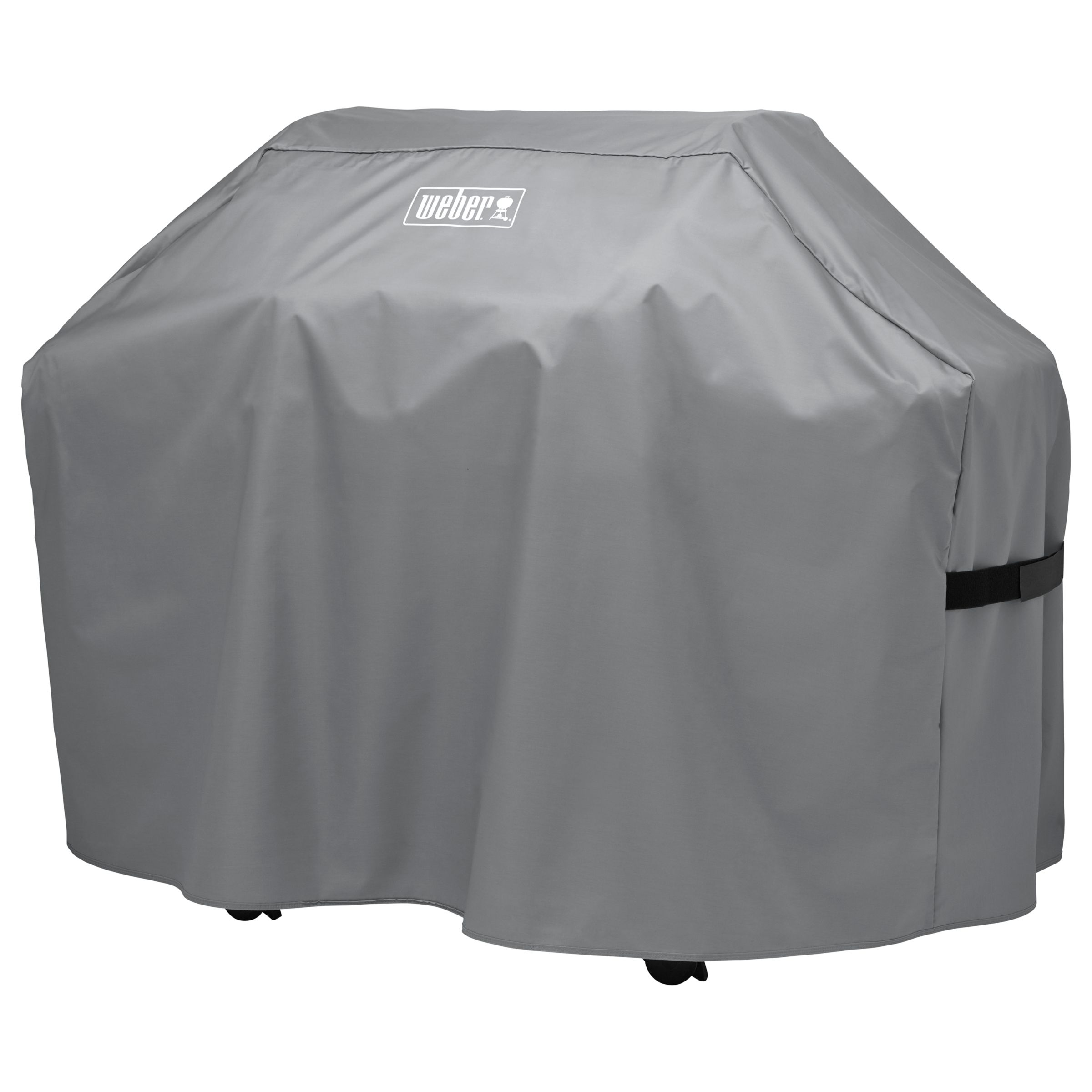 White apron john lewis - Buy Weber Genesis Ii 3 Burner Bbq Cover Black Online At Johnlewis Com