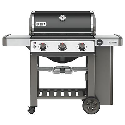 Weber Genesis II E-310™ 3 Burner Gas BBQ, Black