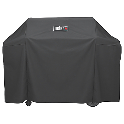 Weber® Genesis II 4 Burner BBQ Cover, Black Review thumbnail
