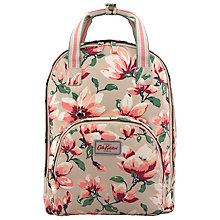 Buy Cath Kidston Magnolia Multi-pocket Backpack, Stone Online at johnlewis.com