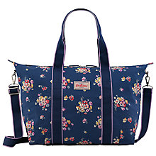 Buy Cath Kidston Mallorybunch Large Holdall, Blue Online at johnlewis.com