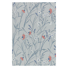 Buy John Lewis Aster Meadow Wallpaper, Thistle Online at johnlewis.com