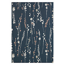Buy John Lewis Croft Collection Erin Wallpaper, Loch Blue Online at johnlewis.com
