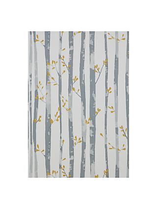 John Lewis & Partners Lundby Wallpaper, Citrine